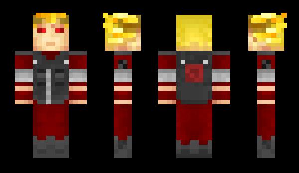 TangoTek - Minecraft skin (64x32, Steve)
