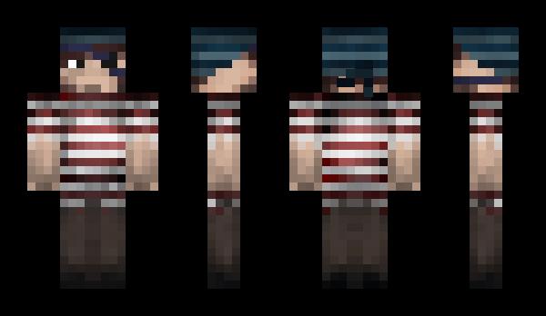 Crack Minecraft Skin X Steve - Minecraft skins fur cracked version