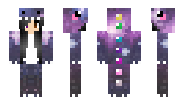 Minecraft skin loverequiem