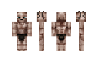 Minecraft skin katman1