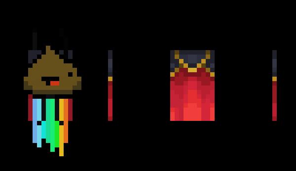 кровавые скины на майнкрафт #6