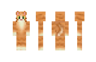 Minecraft skin cannibal_kitty