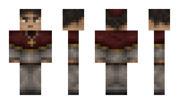 Minecraft skin photon_man62
