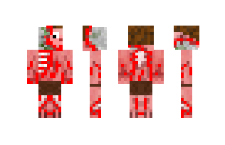 Minecraft skin HarryLouis