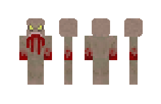 Minecraft скин по нику Bloodsucker